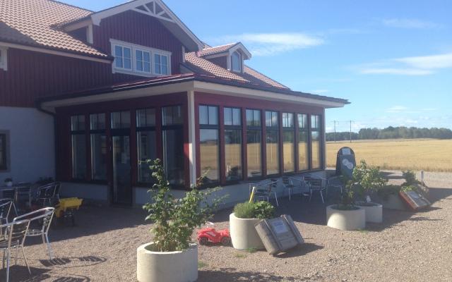 Glassgården i Håle