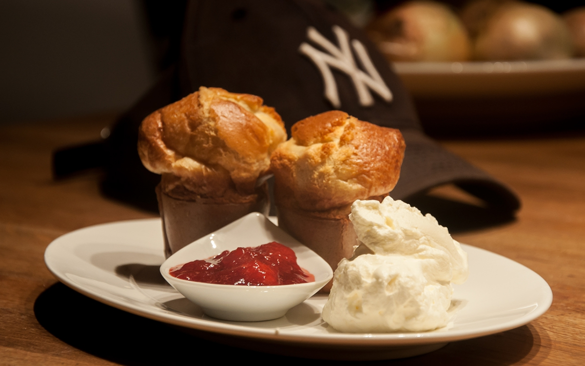 Popovers, NYC stylie!